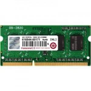 TRANSCEND 4GB LOW VOLTAGE DDR3-1600 SO-D TS512MSK64W6 H