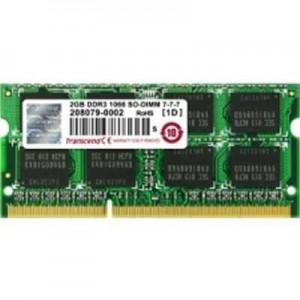 TRANSCEND 2GB DDR3-1066 SO-DIMM 2RX8 TS256MSK64V1U