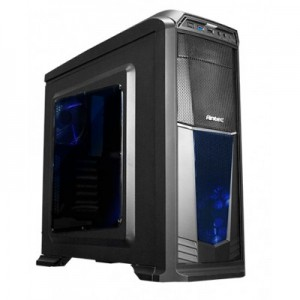 Antec GX330 Gaming Chassis Black With Window GX330