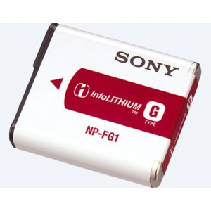 SONY NP-FG1 Rechargable Battery for Cybershots