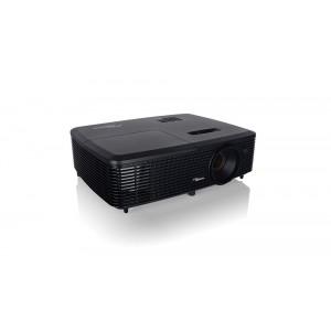 Optoma S321 SVGA DLP 3200 ANSI Lumens 3D Ready Projector - Black