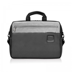 EVERKI EKB460 CONTEMPRO 15.6'' BRIEFCASE BLACK/ASH  EVERKI EKB460