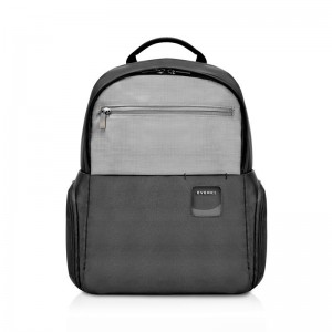 EVERKI CONTEMPRO COMMUTER BACKPACK - BLACK/GREY 15.6'' EVERKI EKP160
