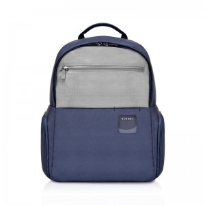 EVERKI CONTEMPRO COMMUTER BACKPACK - NAVY/GREY 15.6'' EVERKI EKP160 NAVY
