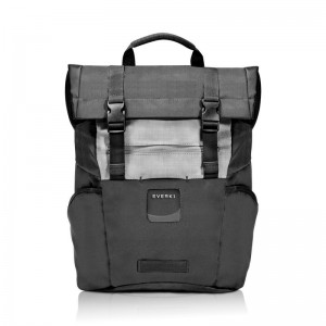 EVERKI EKP161 CONTEMPRO ROLLTOP BACKPACK 15.6'' BLACK/GREY