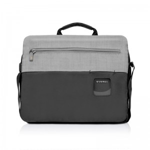 EVERKI EKS661 CONTEMPRO SHOULDER BAG 14.1'' / MACBOOK PRO 15'' BLACK/ASH