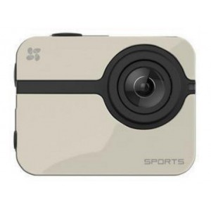 EZVIZ S1 ACTIONCAM 16MP 1080P 60FPS SILV CS-S1-216WFB