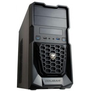 COUGAR SPIKE CHASSIS 2/2/7 M-ATX