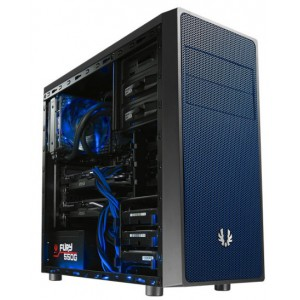 BITFENIX NEOS WINDOW ATX BLACK/BLUE BF-NEOS-BBL