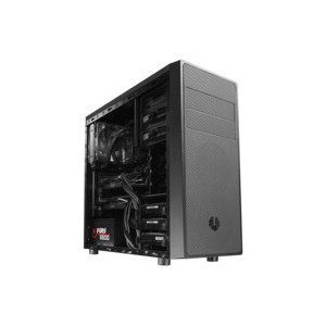 BITFENIX NEOS WINDOW ATX BLACK/SILVER BF-NEOS-BS