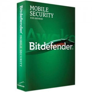 Bitdefender Mobile Security for Android 1 User 1 Year License (ESD)