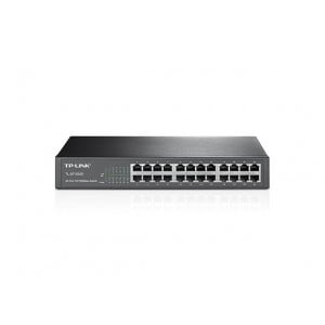TPLINK 24PORT 10/100 DESKTOP/RACKMOUNT SWITCH TL-SF1024D