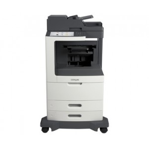 LEXMARK MX810DFE MFP 52PPM, DUPLEX, GB ETHERNET, 24T8238