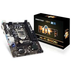BIOSTAR H150 INTEL SCKT 1151 DDR3 HI-FI B150S1