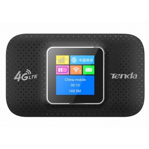 Tenda 4G LTE Portable MiFi Router