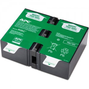 APC Replacement Battery Cartridge   APCRBC123