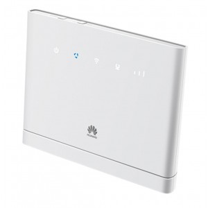 Huawei B315 4G LTE WiFi 150Mbps Router, 4x 10/100, 2x RJ11, USB (B593 upgrade)