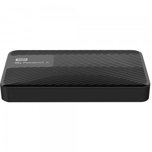 WD MY PASSPORT X/3TB/BLACK/2.5/EXT WDBCRM0030BBK-EESN