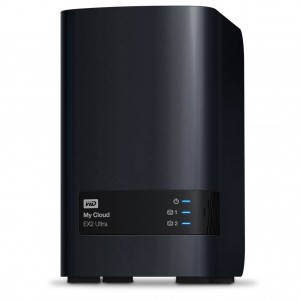 WD MY CLOUD EX2 ULTRA 2 BAY NAS 0TB WDBVBZ0000NCH