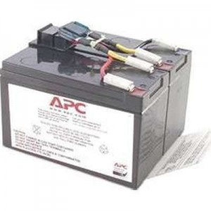 APC REPLACEMENT BATTERY SUA750I RBC48