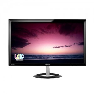 ASUS VX238H Gaming Monitor - 23'' FHD (1920x1080) 1ms Low Blue Light Flicker Free