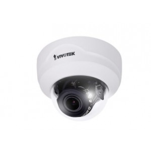 VIVOTEK Fixed Dome 4MP 30M IR WDR Pro Smart Stream II 3DNR Defog FD8177-H