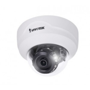 VIVOTEK Fixed Dome 4MP 30M IR WDR Pro Smart Stream II 3DNR Defog FD8179-H