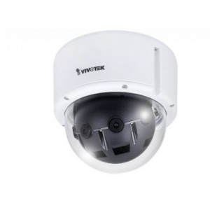 VIVOTEK Multi-Sensor Dome 12MP 180 Panoramic View  IP66 IK10 MS8392-EV