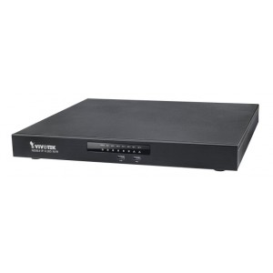 VIVOTEK H  265 32-CH Embedded Plug and Play NVR ND9541P
