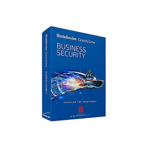 Bitdefender GravityZone Business Security 3-14 User 1 Year AL1286100A-EN