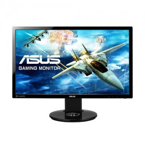 ASUS VG248QE Gaming Monitor -24'' FHD (1920x1080) 1ms up to 144Hz 3D Vision Ready