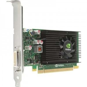 HP E1C65AA Workstation Accessories - NVIDIA NVS 315 1GB PCIe x16 Graphics Card with VGA