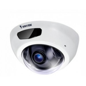 VIVOTEK FD8166A-N 2MP Mini Dome Camera 2.8mm lens WDR Built in mic 6M IR