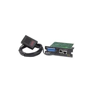 APC AP9618 NET/MANAGEMENT CARD W/MODEM/ENV MONITOR