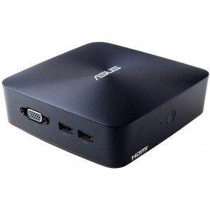 ASUS Vivo Mini PC UN45H-DM013Z/Midnight Blue/Intel Celeron N3150/2GB 1600MHz DDR3 memory/2.5 SATA 3Gb/s