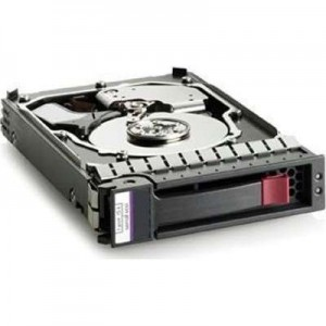 HPE 300GB 6G SAS 10K rpm SFF (2.5-inch) Dual Port Enterprise 3yr Warranty Hard Drive 507127-B21