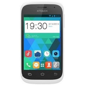 XTOUCH SMARTPHONE - 3.5INCH, 256MB WHITE XT-OCEAN-WHITE