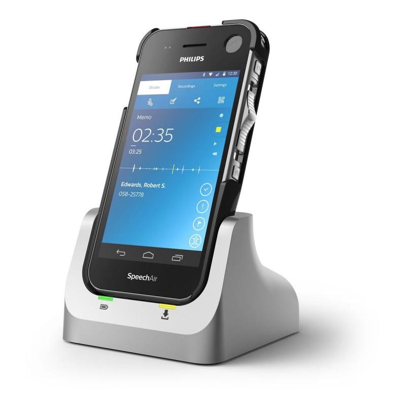 Philips PSP1000 series SpeechAir Smart voice recorder
