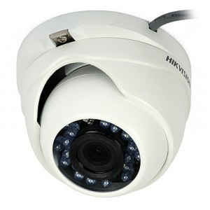 HIKVISION HD 720P DOME CAMERA 2.8MM DS-2CE56C0T-IRM
