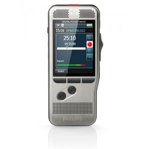 Philips DPM 7200 Professional Dictation Recorder