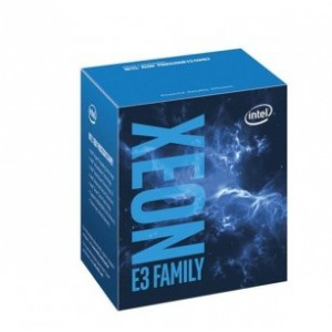 Intel Xeon Processor E3-1230 v6 (8M Cache 3.50 GHz) 4 Core 8 Thread