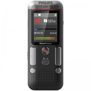 Philips DVT 2510 Notes Voice Recorder