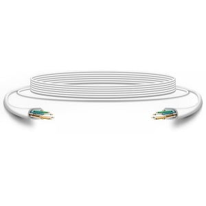 Ubiquiti Fire Retardant White Cat6 UTP Cable