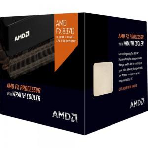 AMD FX-8370 4.0GHZ 8C AM3+ WRAITH FAN