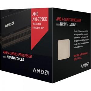 AMD A10-7890K 4.1GHZ 4C FM2+ WRAITH FAN