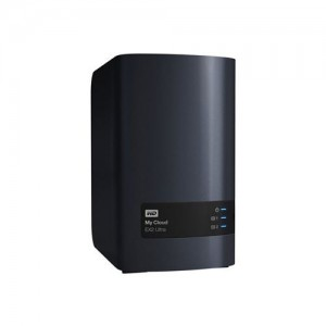 WD MY CLOUD EX2 ULTRA/0TB/2BAY/NAS