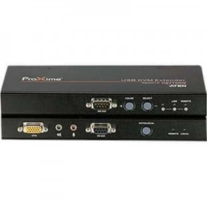 ATEN USB KVM EXTENDER WITH SIGNAL COMPRESSION