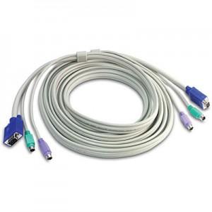 TRENDNET 4.5M PS2 KVM CABLE M-M TK-C15