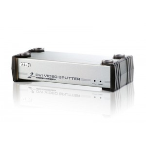 ATEN 2 PORT DVI VIDEO SPLITTER VS162