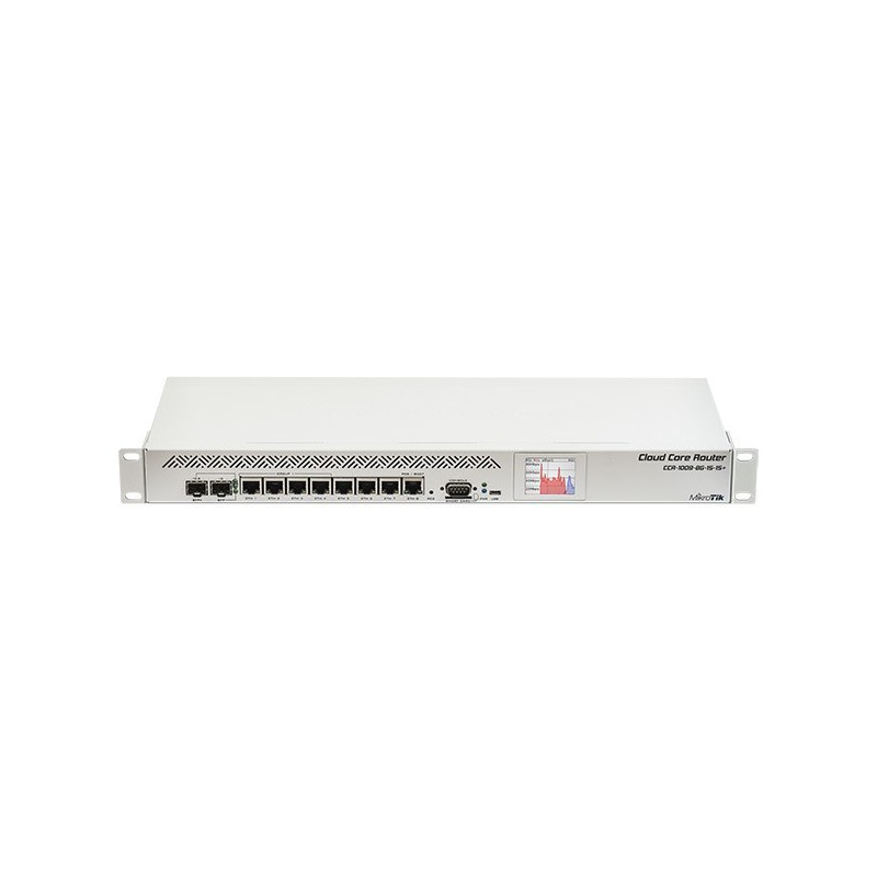 MikroTik CCR1009 Cloud Core 9xCPU SFP+